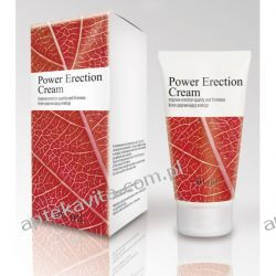 Power Erection Cream, niezwykła moc Twojej erekcji Erotyka