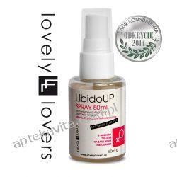 LibidoUP Spray, pełnia rozkoszy dla kobiety Erotyka