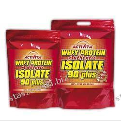 Activita Whey Protein Isolate 90 Plus - 750 g Środki powiększające