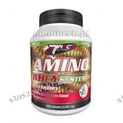 Trec Amino Whey System - 250 tabl Środki powiększające