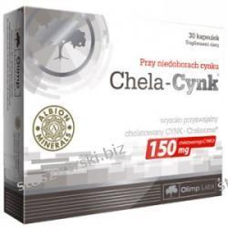Chela Cynk - miłość bez końca Środki powiększające