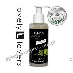Potency GEL, szybki efekt i komfort współżycia