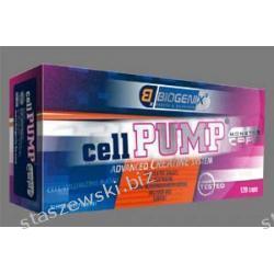 Biogenix Cell Pump Monster Caps - 120 kaps