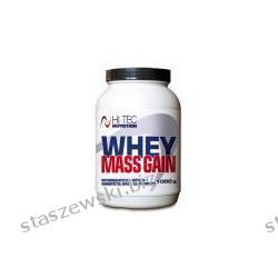 Hi Tec Whey Mass Gain - 1500 g Potencja i libido