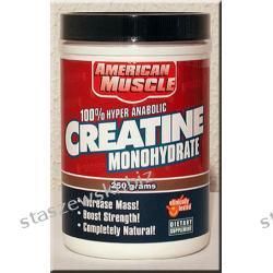 American Muscle Creatine - 250 g Potencja i libido