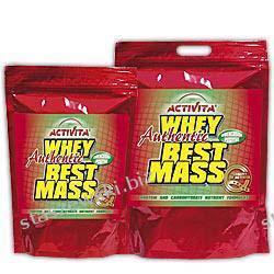 Activita Whey Best Mass Dibencozide Positive - 3000 g Potencja i libido