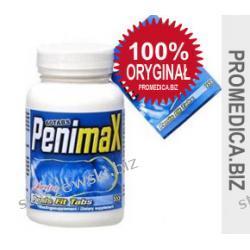 PeniMax - maksymalny wzrost penisa Środki powiększające