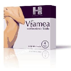 Viamea, najsilniejsza pigułka dla kobiet Środki powiększające