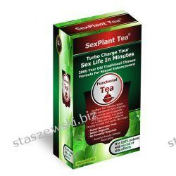 SexPlant Tea, podwaja Twoje mozliwości seksualne Potencja i libido