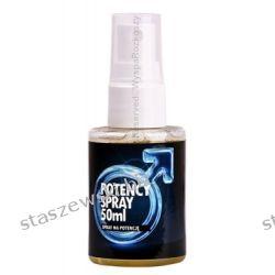 Blue Potency Spray, najmocniejsza formuła Erotyka