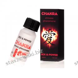 Chakra, feromony o sprawdzonym działaniu Feromony i afrodyzjaki