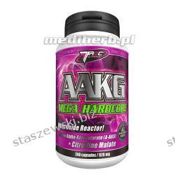 AAKG Mega Hardcore 120 kap. - więcej nasienia, silniejsza erekcja Potencja i libido
