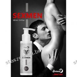 Sexmen - silne pobudzenie męskości  Erotyka