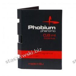Feromony Fobium dla mężczyzn. Czynią cuda. 0,8ml Feromony i afrodyzjaki