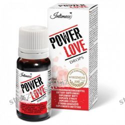 Power Love Drops, na silne libido dla kobiet Erotyka