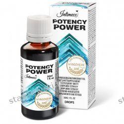 Potency Power krople mocno pobudzające Erotyka