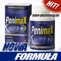 PeniMax, nowa rewelacyjna formuła na powiększenie Potencja i libido