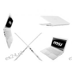 "MSI X370-444XPL 13"" HD /E2-1800/4/500/HD6320/DOS/White"