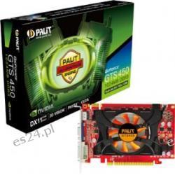 VGA PALIT GTS450 1024MB DDR3 128b VGA+DVI+HDMI PCI-E