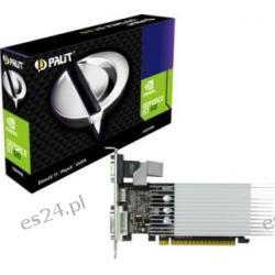VGA PALIT GT610 1024MB DDR3 64b VGA+DVI+HDMI PCI-E LP Silent