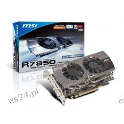 VGA MSI R7850 TF OC 2048MB GDDR5 256b DVI+HDMI+2mDP PCIe 3.0