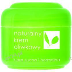 Naturalny krem oliwkowy