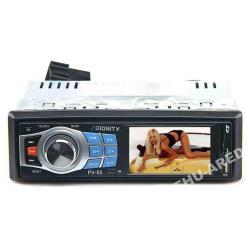 RADIO SAMOCHODOWE  DIGNITY PV-55 PANEL LCD   PILOT
