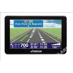 Nawigacja GPS VORDON 7,odblokowana dar mapy,AV,BT