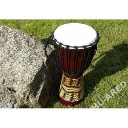 Bębenek Afrykański Djemble - dekoracja, ozdoba