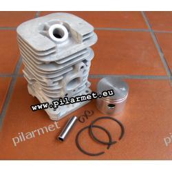 Cylinder do Partner 351, 370, 371, 390, 391, 401, 420, 422 (41 mm) - chromowany Piły