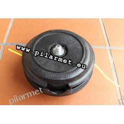 Głowica żyłkowa (10x1.25) ze ŚRUBĄ - TECOMEC - (130 mm) Piły