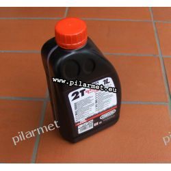 Olej OREGON 1L czerwony - do mieszanki 2T (półsyntetyczny)