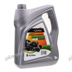 Olej silnikowy Cedrus SAE 30 - 4L Narzędzia