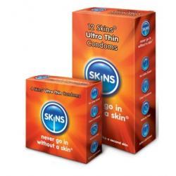 Prezerwatywy Skins Ultra Cienkie - 100% GRATIS