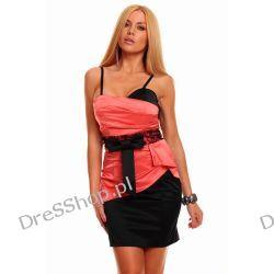 Elegancka wieczorowa sukienka rozm. S 36
