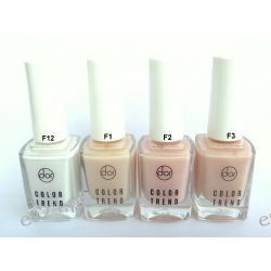 LAKIERY DO FRENCH MANICURE DOR KOLORY Korektory