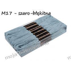 M17 - MULINA SZARO-BŁEKITNA Akcesoria hafciarskie