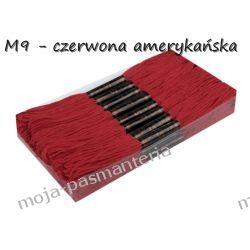 M9 - MULINA CZERWONY AMERYKAŃSKI Aplikacje