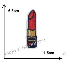 APLIKACJA, NAPRASOWANKA TERMO - SZMINKA - 65x15mm Akcesoria hafciarskie
