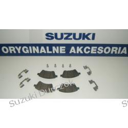 Klocki hamulcowe Suzuki SX4
