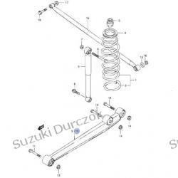 Wahacz tylny Suzuki Ignis/Wagon LEWA STRONA