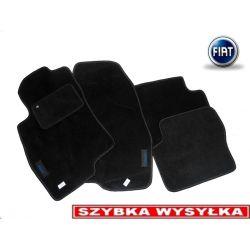 WELUROWE Dywaniki samochodowe FIAT GRANDE PUNTO 800601