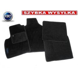 WELUROWE Dywaniki samochodowe FIAT PANDA 2003-2011 60797477