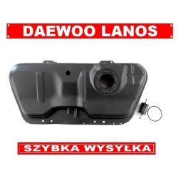 ZBIORNIK PALIWA BAK DAEWOO LANOS 96182286 NOWY + USZCZELKA + FILTR