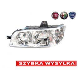 REFLEKTOR LEWY LAMPA PRZÓD FIAT ALBEA NOWY ORYGINAŁ 7084693