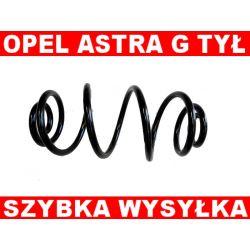 SPRĘŻYNY SPRĘŻYNA OPEL ASTRA G II KOMBI COMBI