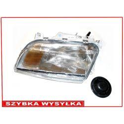 REFLEKTOR LAMPA PRZEDNIA LEWA SEAT ALHAMBRA VW VOLKSWAGEN SHARAN 95-00 NOWA