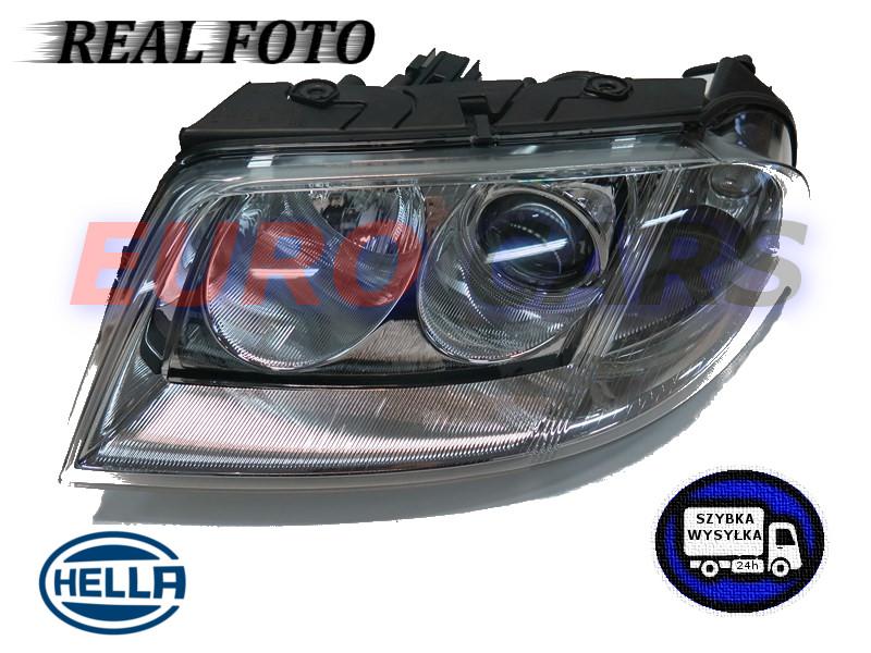 Lampa Reflektor Przód Lewa Vw Passat B5 Fl Na Bazarekpl