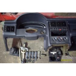 Audi 80 B4 panel nawiewu nadmuchu i inne- cześci