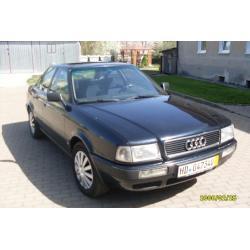 Audi 80 B4 Części Szyba dzwiowa